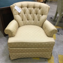 Hammary Vintage Arm Chair - COLLECTIBLES