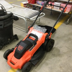 Electric Mower - HARDWARE