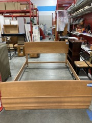 Heywood Wakefield Full Size Bed