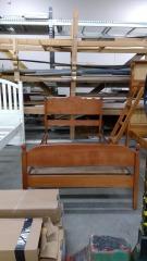 Wood Twin Bedframe