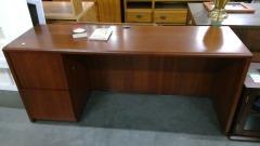 Oak Business Desk
