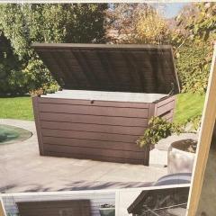 New Keter 230-Gallon Deck Box