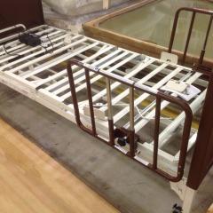 Hospital Bed w\/ Side Rails (also raises) -HARDWARE