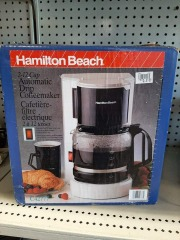 Hamilton Beach Coffemaker