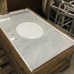 Decolav Grey Marble Top - MISC CONSTRUCTION