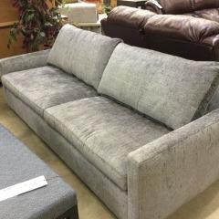Heather Grey  Sleeper Sofa - BETTER\/NEW FURNITURE