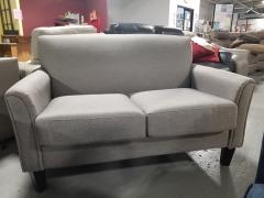Gray Luv Seat