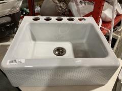 Cast Iron Kitchen Sink