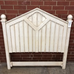 Drexel Heritage Cottage Style Headboard - GENTLY USED FURNITURE