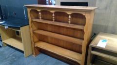 Oak Storage\/Bookcase