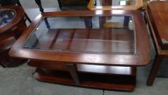 Rectangle Design Coffee Table