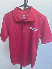 Huskers Polo Shirt- Small