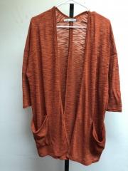 Maurices Dark Orange Sweater