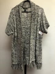 Extra Touch Short Sleeved Sweater