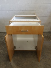 GENTLY USED Lower Kitchen Cabinet 24\